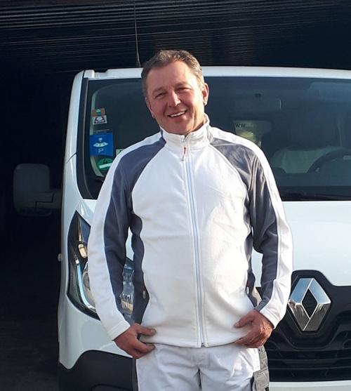 Stuckateur Hartmut Jäger